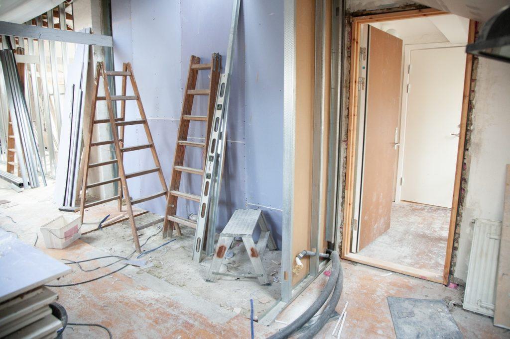 Refinish the front door aurora co